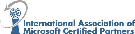 International Association of Certified Microsoft Partners (IAMCP) Logo
