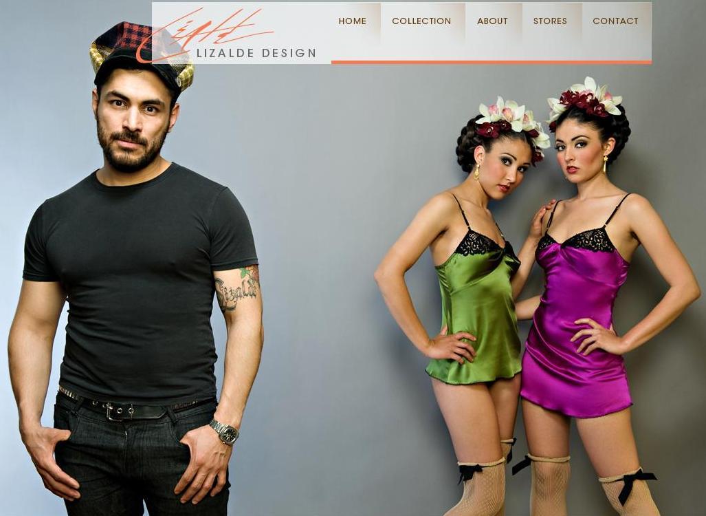 Ricky Lizalde/Lizalde Design Homepage Image